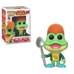 Figurine - Pop! Ad Icons - Honey Smacks - Dig'em Frog - Vinyl - Funko