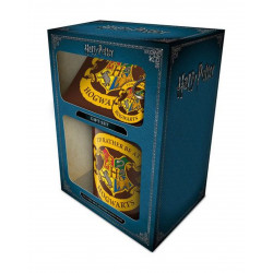 Coffret - Harry Potter - Rather be hogwarts - Pyramid International