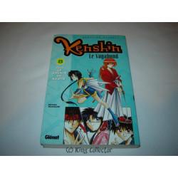 Manga - Kenshin le Vagabond - n° 8 - Watsuki Nobuhiro - Glénat