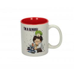 Mug / Tasse - Dr Slump - Genius - 33 cl - SD Toys