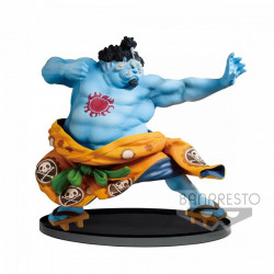 Figurine - One Piece - World Figure Colosseum - Jinbei - Banpresto