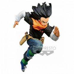 Figurine - Dragon Ball Z - World Figure Colosseum - Android 17 - Banpresto