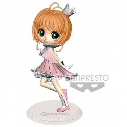 Figurine - Cardcaptor Sakura - Q Posket - Sakura Kinomoto Dreamy Color Ver - Banpresto