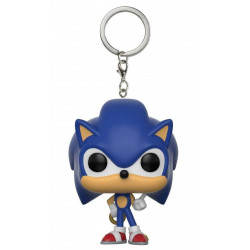 Porte-clé - Pocket Pop! Keychain - Sonic the Hedgehog - Funko