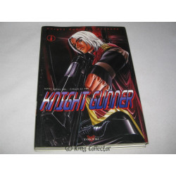 Manga - Knight Gunner - Volume n° 01 - Chun Ki Ho / Uk Koh Jung