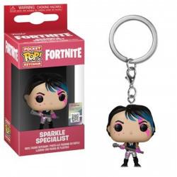Porte-clé - Pocket Pop! Keychain - Fortnite - Sparkle Specialist - Funko