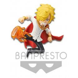 Figurine - One Piece - WCF History of Sanji - 06 - Banpresto