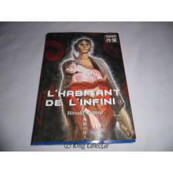 Manga - L'habitant de l'infini - Volume n° 1 - Hiroaki Samura - Casterman