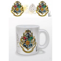 Mug / Tasse - Harry Potter - Hogwarts Crest - Pyramid International