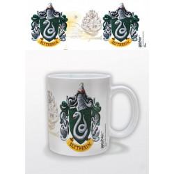 Mug / Tasse - Harry Potter - Slytherin Crest - Pyramid International