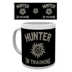 Mug / Tasse - Supernatural - Hunter is Training - GB eye