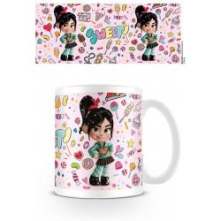 Mug / Tasse - Disney - Les Mondes de Ralph - Vaneloppe Von Sweet - Pyramid International