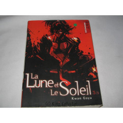 Manga - La Lune et le Soleil - Volume n° 3- Kwan Gaya - Gochawon