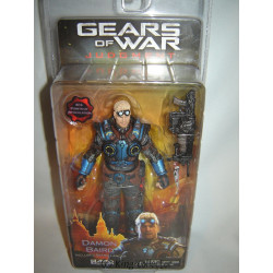 Figurine - Gears of War Judgement - Damon Baird - NECA