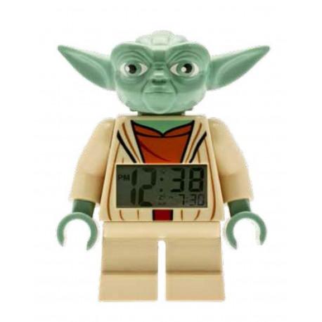 Réveil / Horloge - LEGO - Star Wars - Yoda - Clictime