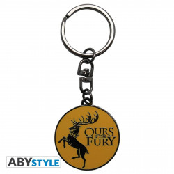 Porte-Clé - Game of Thrones - Baratheon - Métal - ABYstyle