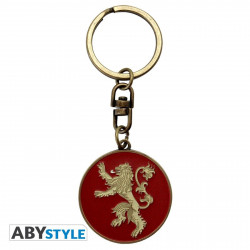 Porte-Clé - Game of Thrones - Lannister - Métal - ABYstyle