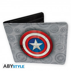 Portefeuille - Marvel - Captain America - ABYstyle