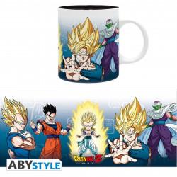 Mug / Tasse - Dragon Ball Z - DBZ / Saiyans & Piccolo - 320 ml - ABYstyle