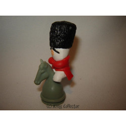 Figurine - Les Lapins Crétins - Conquièrent le Monde - Russie