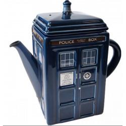 Théière - Doctor Who - Tardis - Zeon