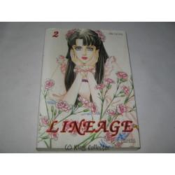 Manga - Lineage - Volume n° 02 - Park Jin Ryong / Eel Suk Shin