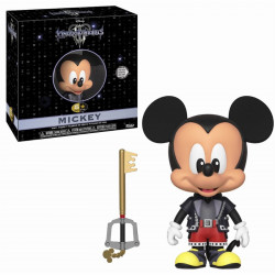 Figurine - 5 Star - Disney - Kingdom of Hearts 3 - Mickey - Vinyl - Funko