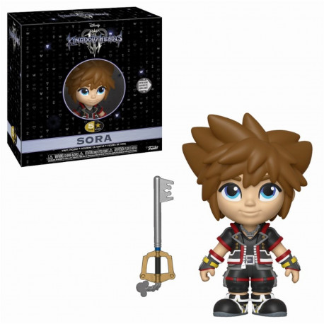 Figurine - 5 Star - Disney - Kingdom of Hearts 3 - Sora - Vinyl - Funko