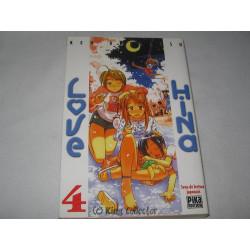 Manga - Love Hina - No 4 - Ken Akamatsu - Pika