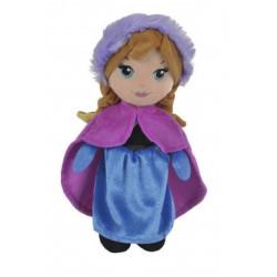 Peluche - La Reine des Neiges - Anna - 25 cm - Simba Toys