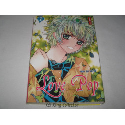 Manga - Love Pop - Volume n° 05 - Kim Su Yeon