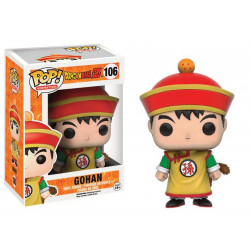 Figurine - Pop! Animation - Dragon Ball Z - Gohan - Vinyl - Funko