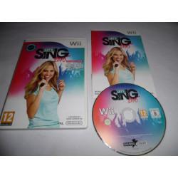 Jeu Wii - Let's Sing 2016