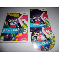 Jeu Wii - Just Dance 3