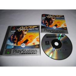Jeu Playstation - 007 Le Monde ne suffit pas (Platinum) - PS1