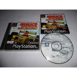 Jeu Playstation - Monaco Grand Prix Racing Simulation 2 - PS1