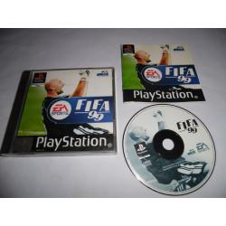 Jeu Playstation - FIFA 99 - PS1
