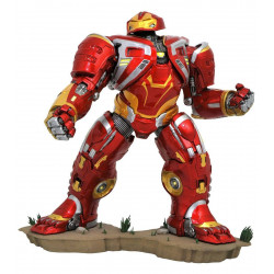 Figurine - Marvel Gallery - Avengers Infinity War - Deluxe Hulkbuster MK2 - Diamond Select