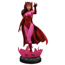 Figurine - Marvel Premier Collection - Scarlet Witch - Diamond Select