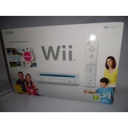 Console - Nintendo - Wii blanche en boite