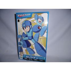 Figurine - Mega Man - Rock Man Plastic Model Kit - Capcom - Kotobukiya
