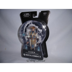 Figurine - Mortal Kombat X - Raiden - Mezco Toys