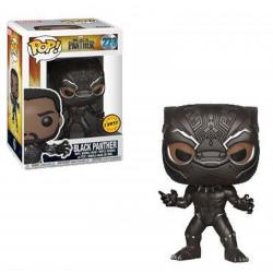 Figurine - Pop! Marvel - Black Panther - Black Panther (Chase) - Vinyl - Funko