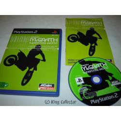 Jeu Playstation 2 - Jeremy McGrath Supercross - PS2