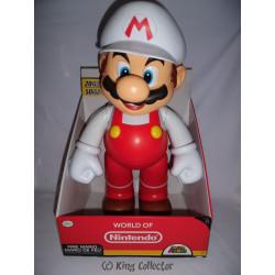 Figurine - Super Mario Bros. - Fire Mario - 51 cm - Jakks Pacific