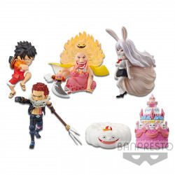 Figurine - One Piece - WCF Hall Cake Island vol 3 - 6 modèles - Banpresto