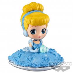 Figurine - Disney - Q Posket - Surgirly - Cendrillon Normal Color - Banpresto