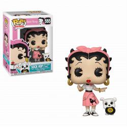 Figurine - Pop! Animation - Betty Boop - Sock Hop - Vinyl - Funko