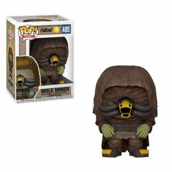 Figurine - Pop! Games - Fallout - Mole Miner - Vinyl - Funko