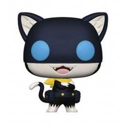 Figurine - Pop! Games - Persona 5 - Morgana - Vinyl - Funko